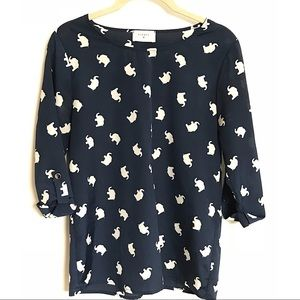 Elephant blouse